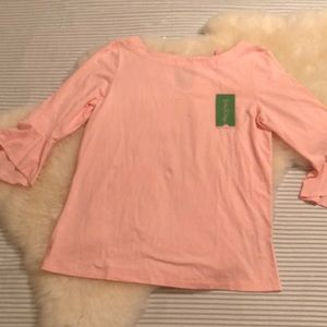 Lily Pulitzer Fontaine Top NWT